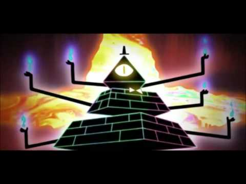 ANTI-NIGHTCORE, Gravity Falls - Weirdmageddon Opening Theme Song