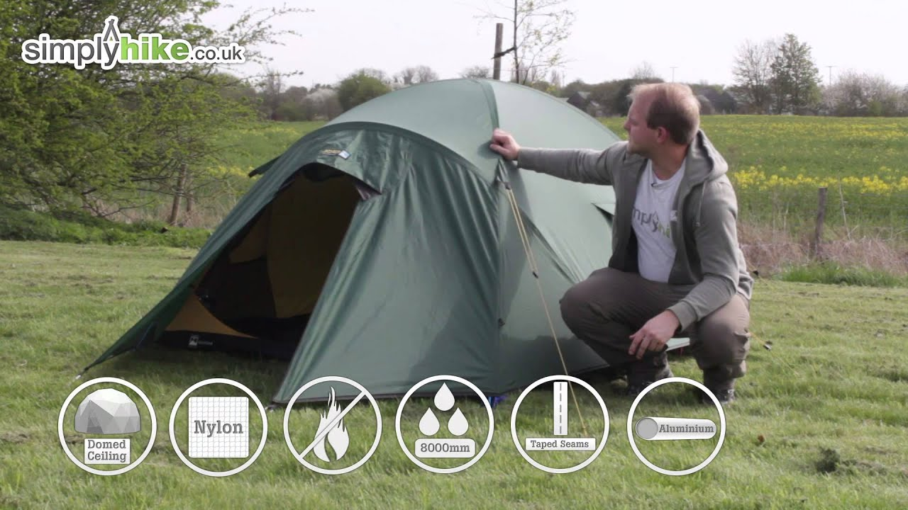 & Terra Nova Quasar Tent - www.simplyhike.co.uk - YouTube