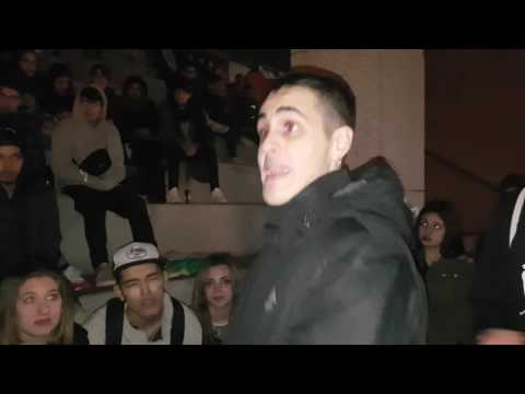 Alfre vs Kumas Clasificatoria General Rap Cuartos BATALLÓN