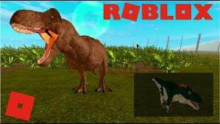 Roblox Jurassic Park - A Jurassic Park Game + Leaks!