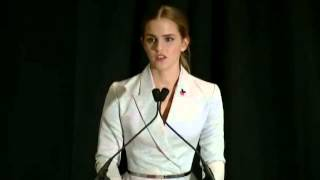 Emma Watson Gives Rousing Speech on Women