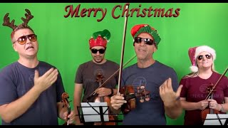 I'll Be Home For Christmas - Xmas Project Example - Fiddlershop Quartet