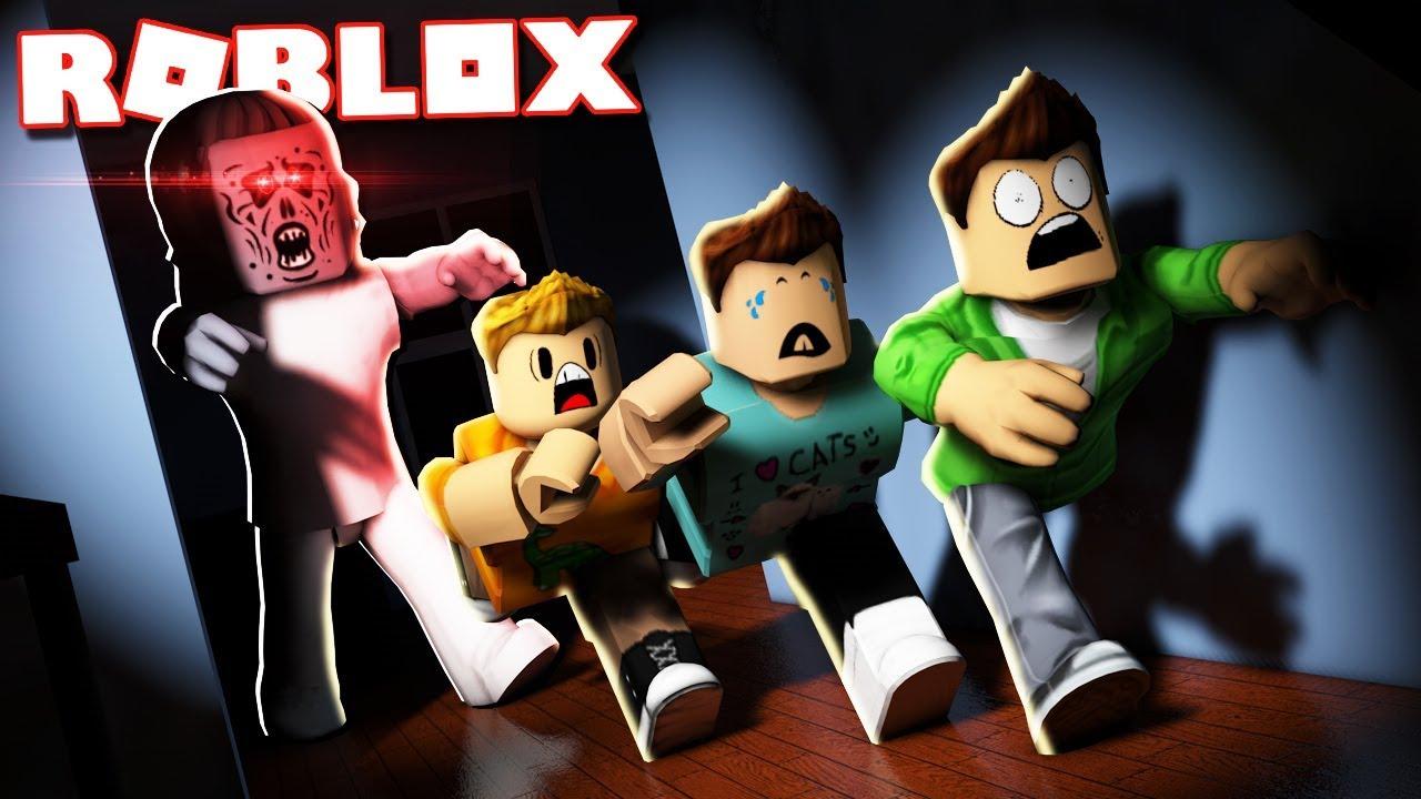 Escape Evil Grandma S House In Roblox Youtube - Roblox Adventures Granny Horror Game Challenge In Roblox