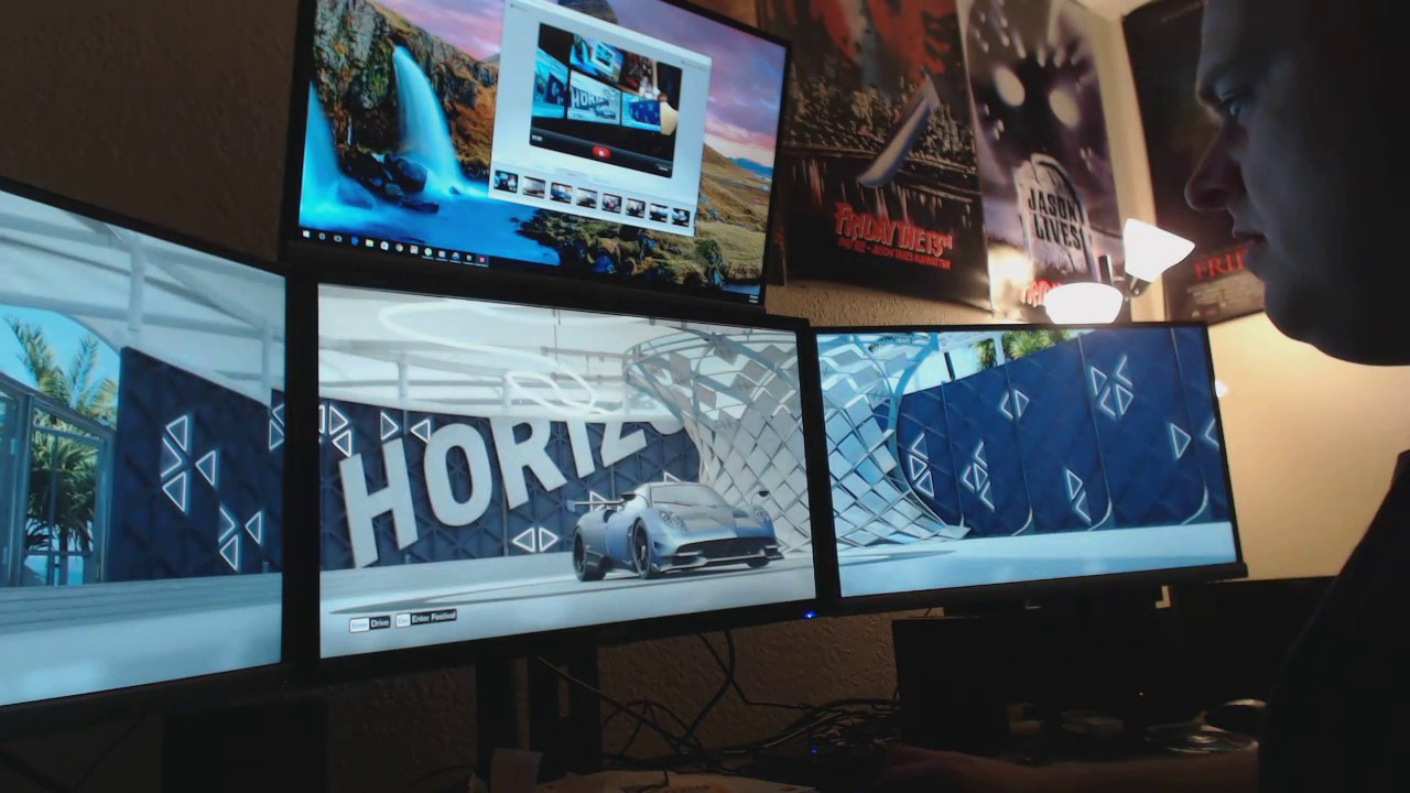 Forza Horizon 3 Nvidia Surround Problems?