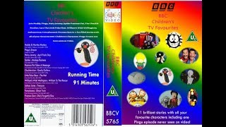 Download Video BBC Children's TV Favourites VHS UK (1995/1996) MP3 3GP MP4
