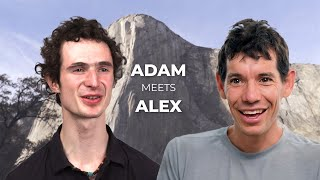 Adam Ondra and Alex Honnold talk | Sport climbing and big walls climbing
