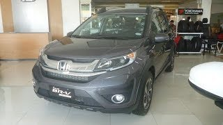 Download Video 2018 Honda BR-V 1.5 S CVT: Full Walkaround Review MP3 3GP MP4