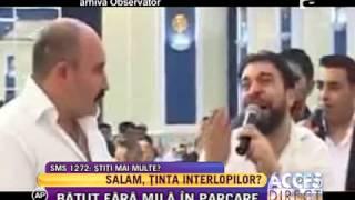 Florin Salam, prins la mijloc in razboiul clanurilor de interlopi