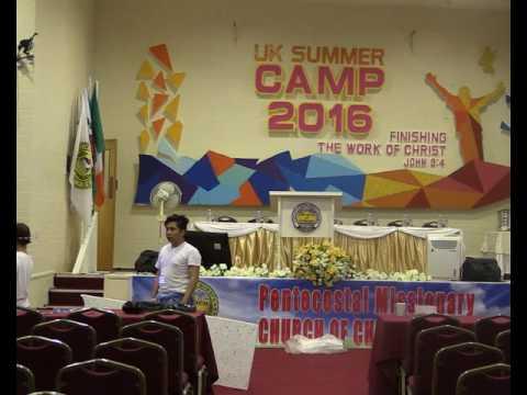 UK Summer Camp 2016