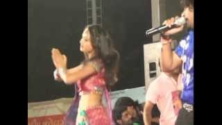 Vikram Thakor Mamta Soni - Gujarati Garba Songs Live Navratri 2012 - Day10 - Part 9