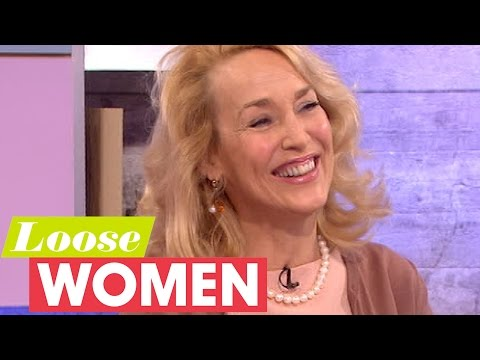 Jerry Hall On Parenting With Mick Jagger  Loose Women