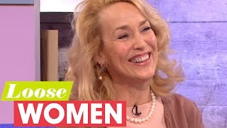 Jerry Hall On Parenting With Mick Jagger | Loose Women