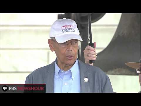 Civil Rights Leader Julian Bond: Shadow and Darkness Prepare for Sunshine and Growth