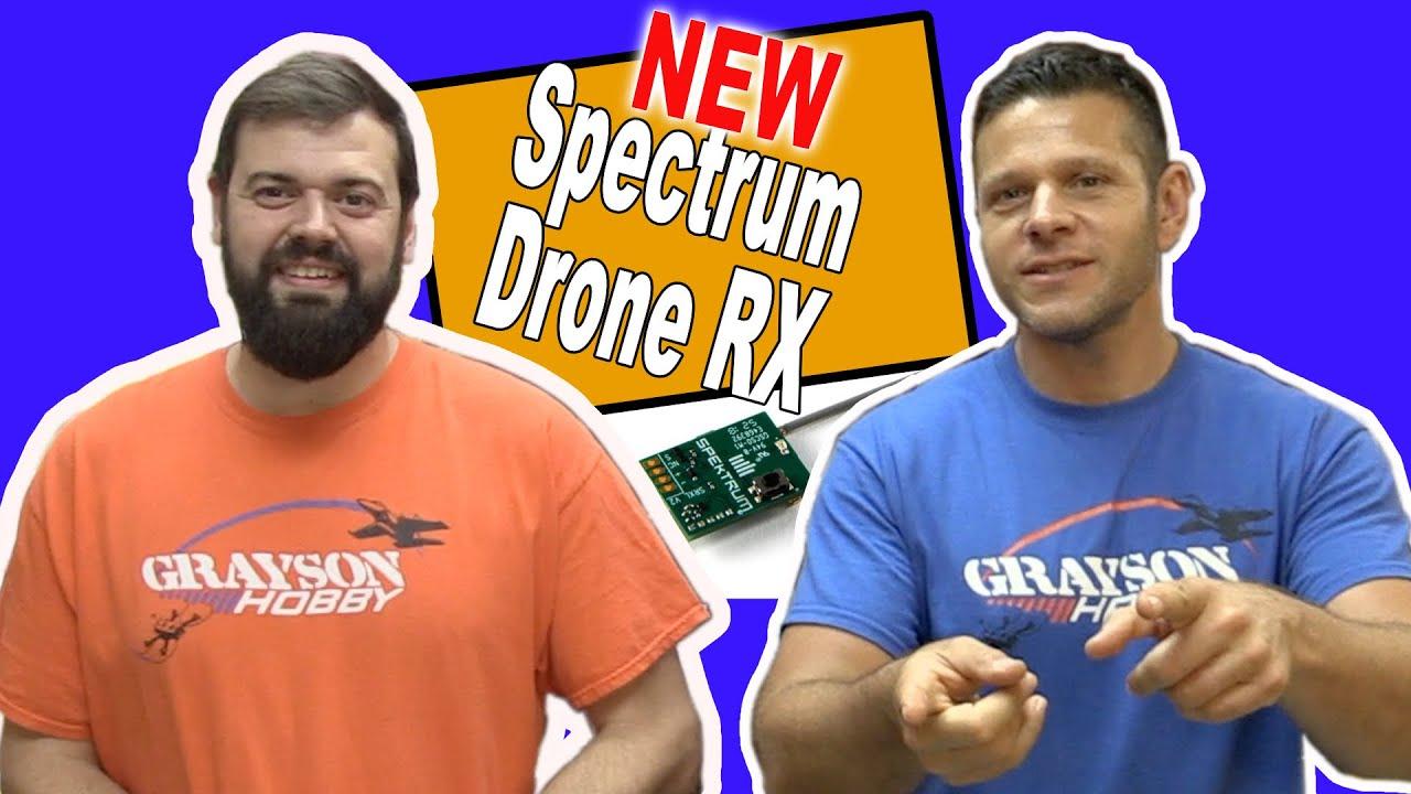 Spectrum New FPV Receiver SPM4650 - Diatone GTR369 Speed Test?
