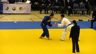 2013香港國際柔道錦標賽男子 66kg 南韓vs日本 決賽
