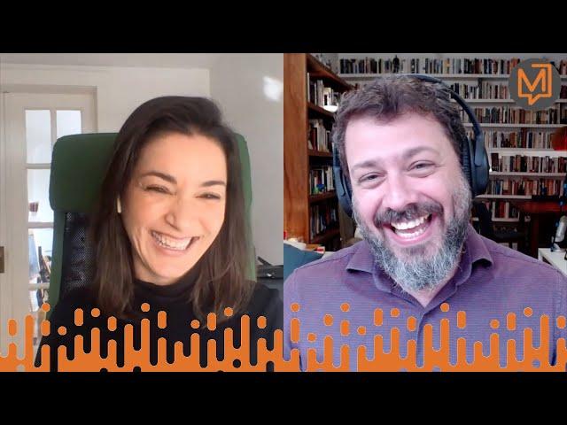Conversas: Ilona Szabó e a defesa do espaço cívico