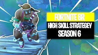 New Best High Kill Game Strategy in Fortnite