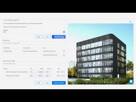 Fizure - quick overview - budget management software for construction projects