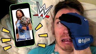 FUNNY WWE ALARM CLOCK WAKE UP 10!