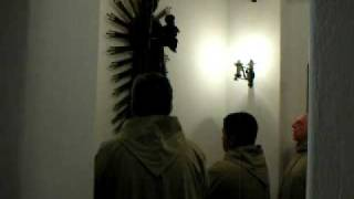 Cantando con los Monjes Benedictinos