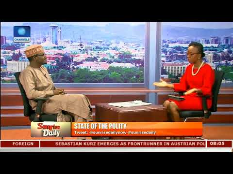 Claims Of Marginalisation By South East Region Not Sincere - APC Member Pt.2 |Sunrise Daily|