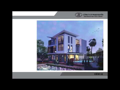 Những điều cần biết về thiết kế biệt thự Hải Phòng 3 tầng