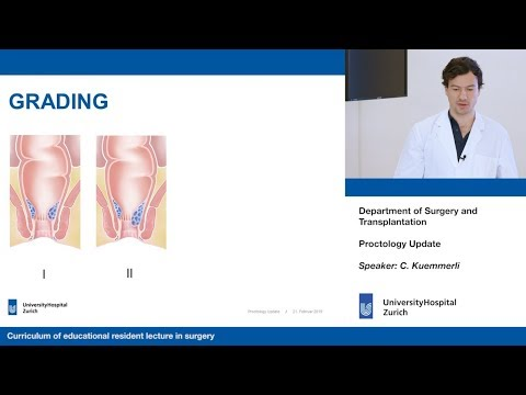 Proctology Update