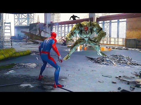 SPIDER-MAN PS4 Gameplay Walkthrough - PS4 Exclusive Developer Gameplay 2018