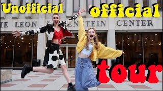 Full Fordham University Tour! | VIENNA SKYE
