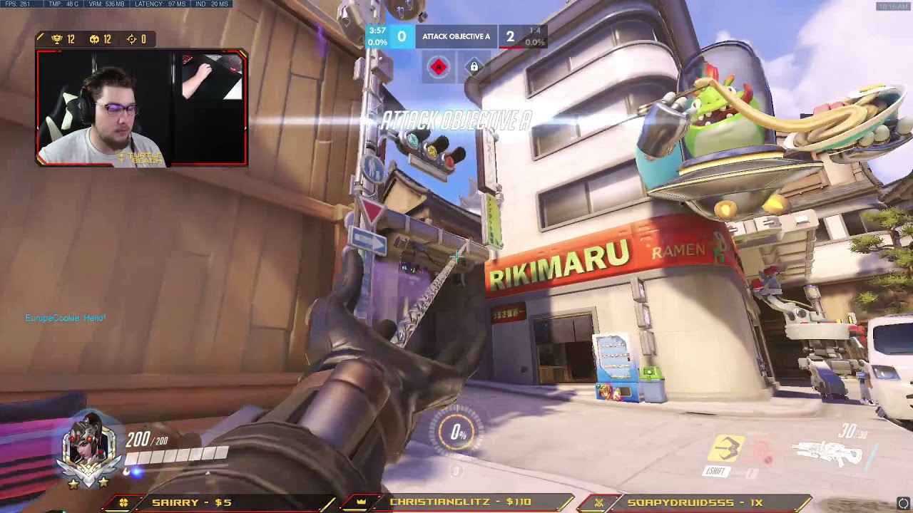 ML7 AND KEPHRII PLAY TOGETHER?!