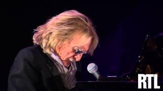 Christophe - Les mots bleus en live dans le Grand Studio RTL - RTL - RTL