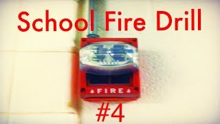 School Fire Drill #4 - High School Building | 12-11-17