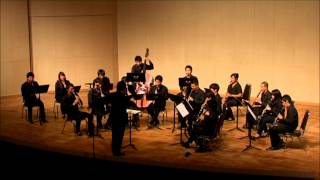 Jazz Suite No.2 (Waltz) - Dmitri Shostakovich (CU Clarinet Ensemble)