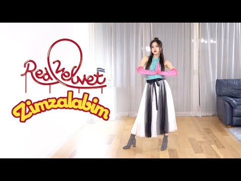 Red Velvet 레드벨벳 - '짐살라빔 (Zimzalabim)' Dance Cover | Ellen And Brian