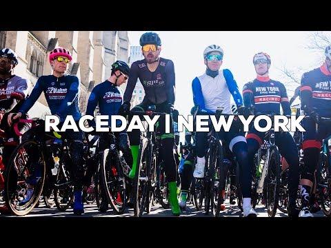 Racing Crits in NEW YORK! (Grants Tomb Crit RACEDAY)