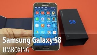 Farsa 1 Aprilie 2017 - Fakeboxing Galaxy S8/ Galaxy S4/ Galaxy S5)