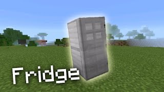 minecraft fridge pe