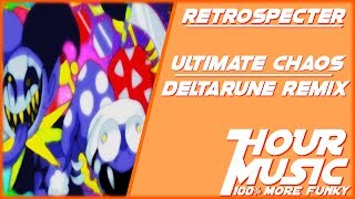 Deltarune ULTIMATE CHAOS The WORLD REVOLVING x Marx Remix 1 HOUR LOOP.mp3