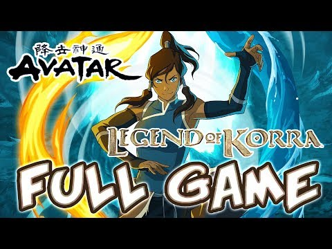 The Legend Of Korra FULL GAME Longplay (PS3, PS4, X360)