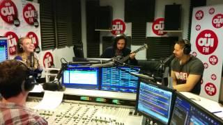 Manau dans le Morning du Matin (5h30-9h) sur OÜI FM