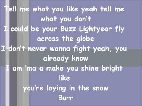 Justin Bieber Girlfriend Lyrics