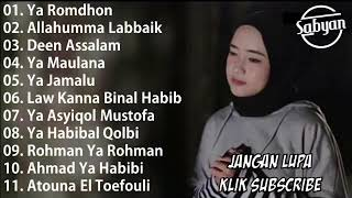 Gambar cover Lagu Nissa Sabyan Full Album Spesial Ramadhan 2019 Tanpa IKLAN