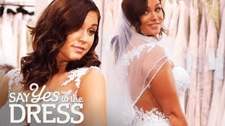 From Reality Star to Blushing Bride | Say Yes To The Dress UK