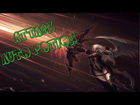 L2 Adrenaline BOT- Attack (Add Skills) | Auto Potion Configurações