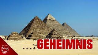 Gruseliger Fund in den Pyramiden! Das Geheimnis der Pyramiden!