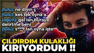 ÇILDIRDIM KULAKLIĞI KIRIYORDUM !! EN TİLT OLDUĞUM OYUN !! VAYNE | Ogün Demirci
