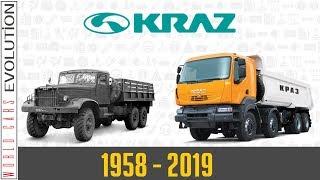 W.C.E. - Kraz Evolution (1958 - 2019)