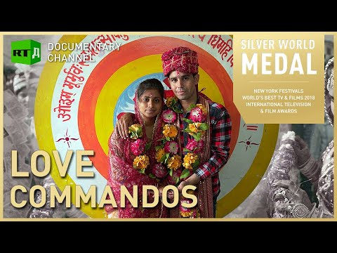 Love Commandos. Battling for love marriages, and saving inte