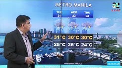 Public Weather Forecast Issued at 4:00 AM August 20, 2018