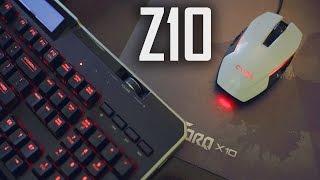 EVGA Z10 - Their First Gaming Keyboard Thumbnail